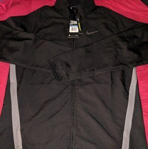 """Nike """"Dri Fit"""" zip up Golf Jacket/Windbreaker NWT"""